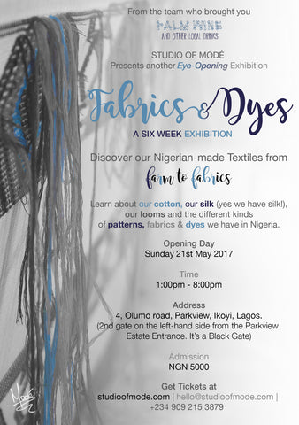 Fabrics & Dyes Exhibition