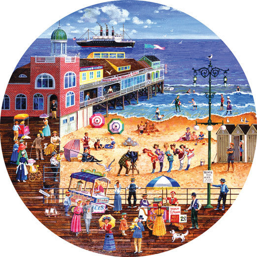 The Boardwalk Jigsaw Puzzle