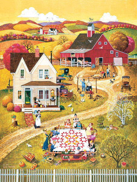 Down Home Jigsaw Puzzle