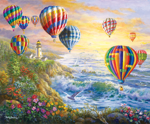 Summer Glow Jigsaw Puzzle