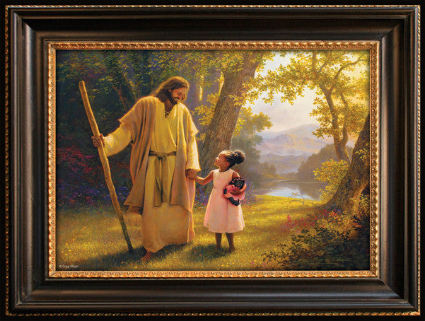 Hand in Hand Jigsaw Puzzle 500 Pieces Greg Olsen - Mr Puzzle Head
