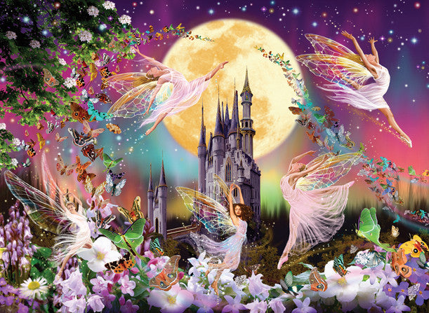 Castle Dance Jigsaw Puzzle