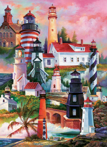 Lighthouses Jigsaw Puzzle