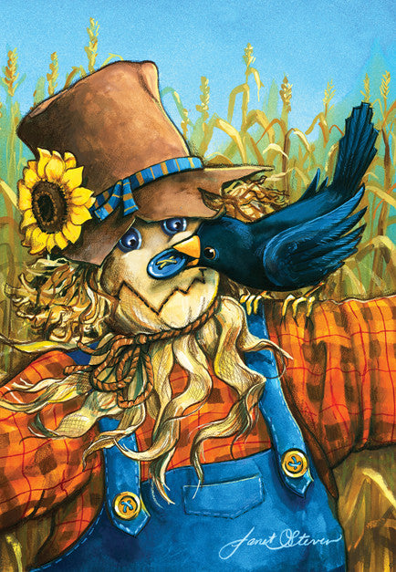 Cornfield Antics Jigsaw Puzzle 200 Pieces Janet Stever - Mr Puzzle Head