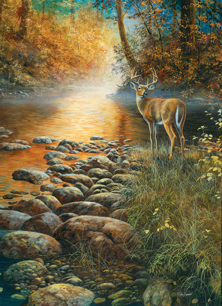 Forest Haven Jigsaw Puzzle