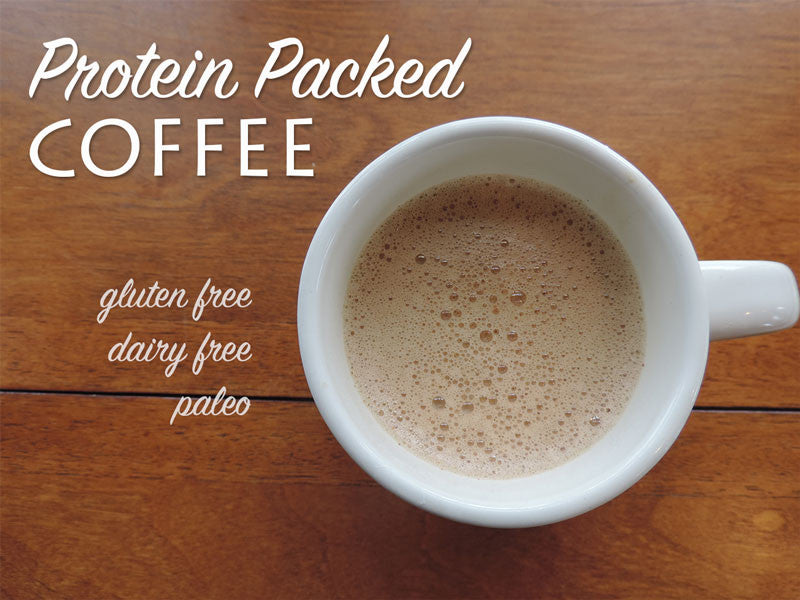 Protein Packed Coffee