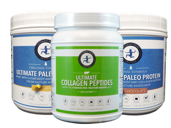 Ultimate Paleo Protein Group Image