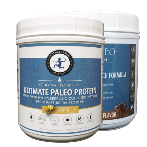 Ultimate Paleo Protein HydroBEEF