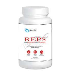 REPS Supplement - Raw Endurance Power Strength