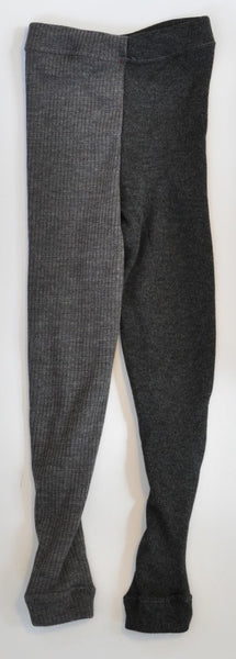 Leggings - Gray Two Tone