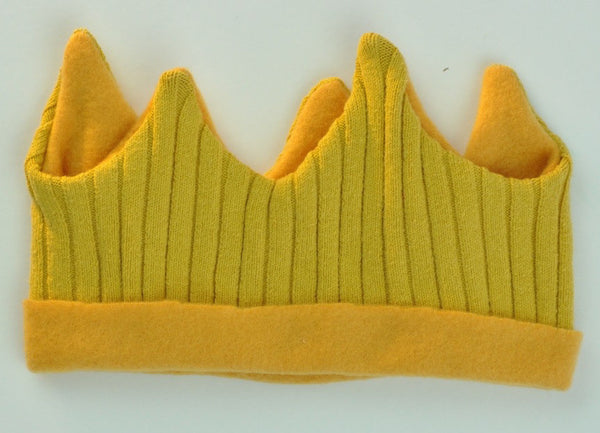 Hat - Gold Jester Crown