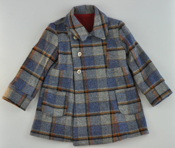 Jacket - Vintage Plaid