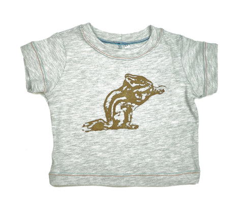 Graphic Tshirt - Chipmunk