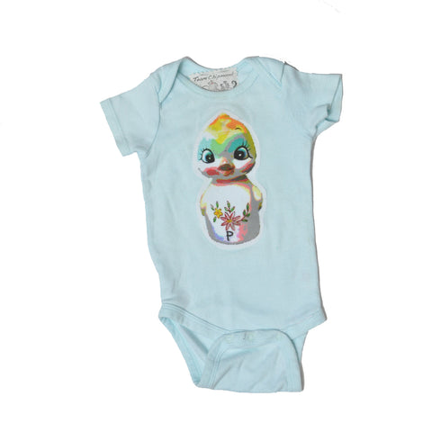 Infant Onesie in Ducky