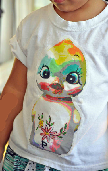 Graphic Tee Shirt - Ducky