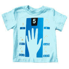 Graphic Tee Shirt - High Five