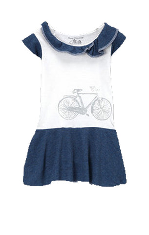 Flapper - Navy Bike