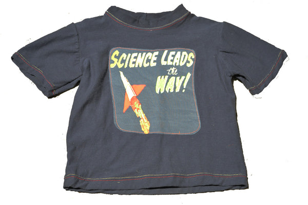 Graphic Tee Shirt - Science Leads the Way