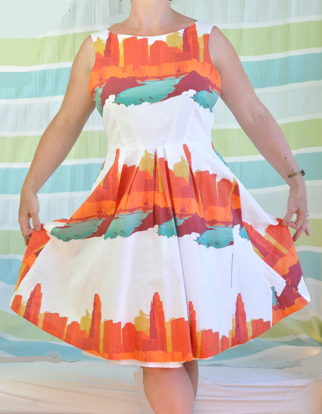 Women's Skyline Dress