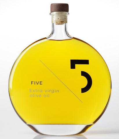 FIVE Extra Virgin Olive Oil