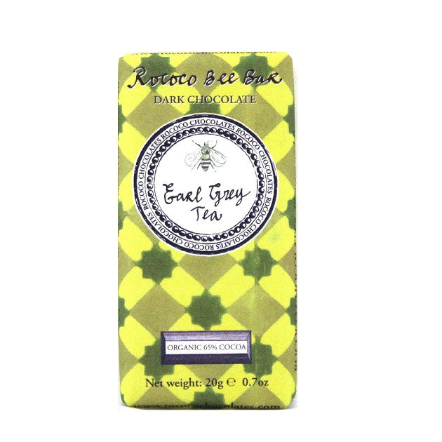 Earl Grey Dark Chocolate Artisan Bar