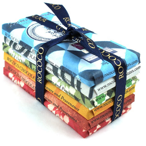 Rococo Chocolates Mini Bee Bar Gift Set