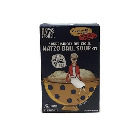 Matzo Ball Soup Kit