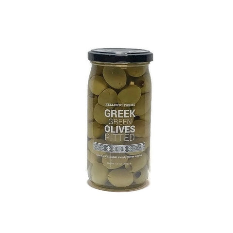 Green Olives - Pitted