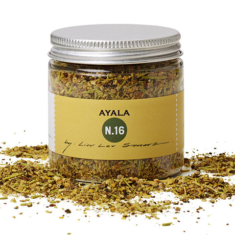 Ayala N.16 - rosemary, black pepper, garlic