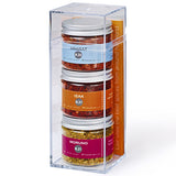 Mediterranean spice collection