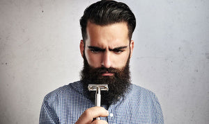 Forced To Shave Your Beard