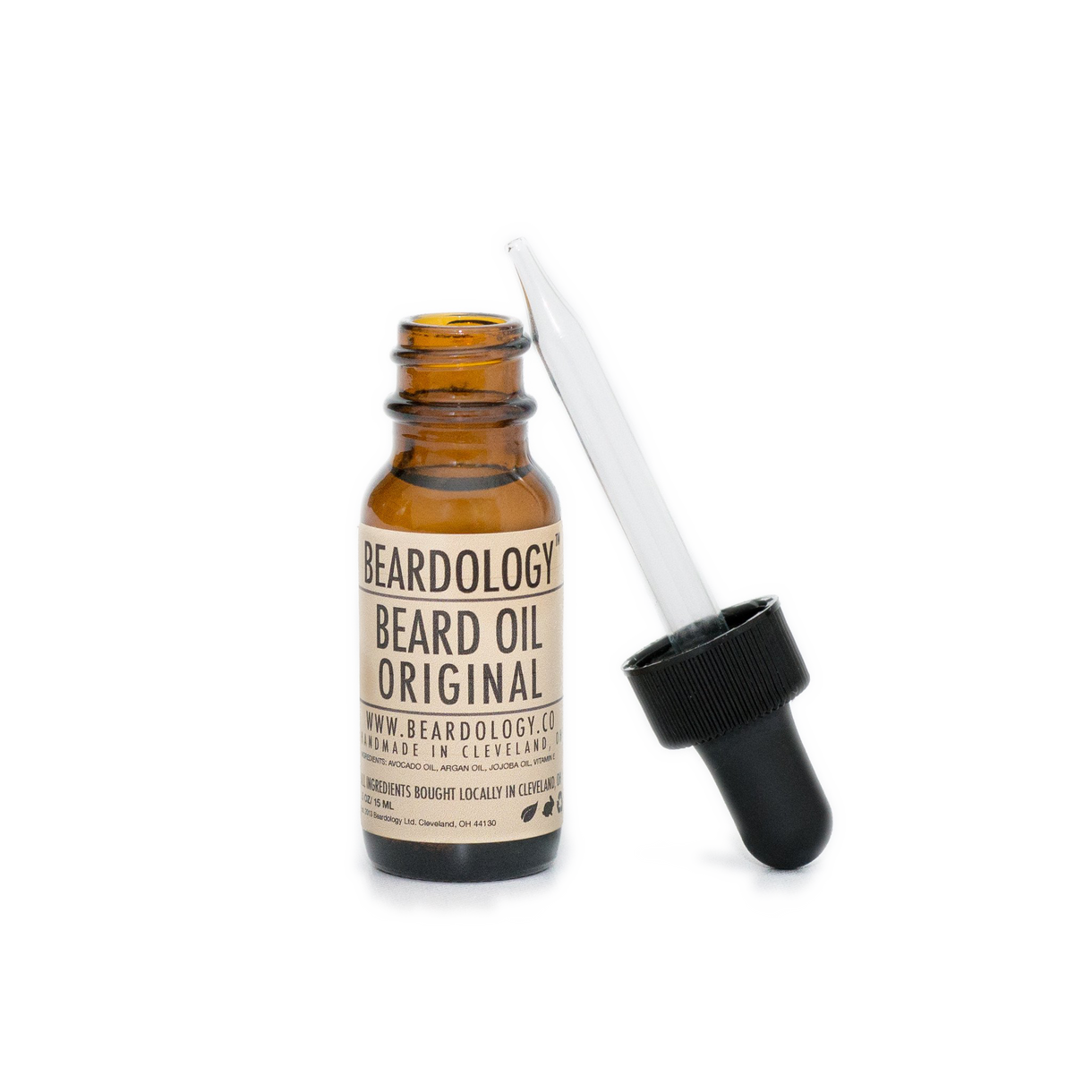 Half Ounce Original Beard Oil - $1 Monthly Subscription