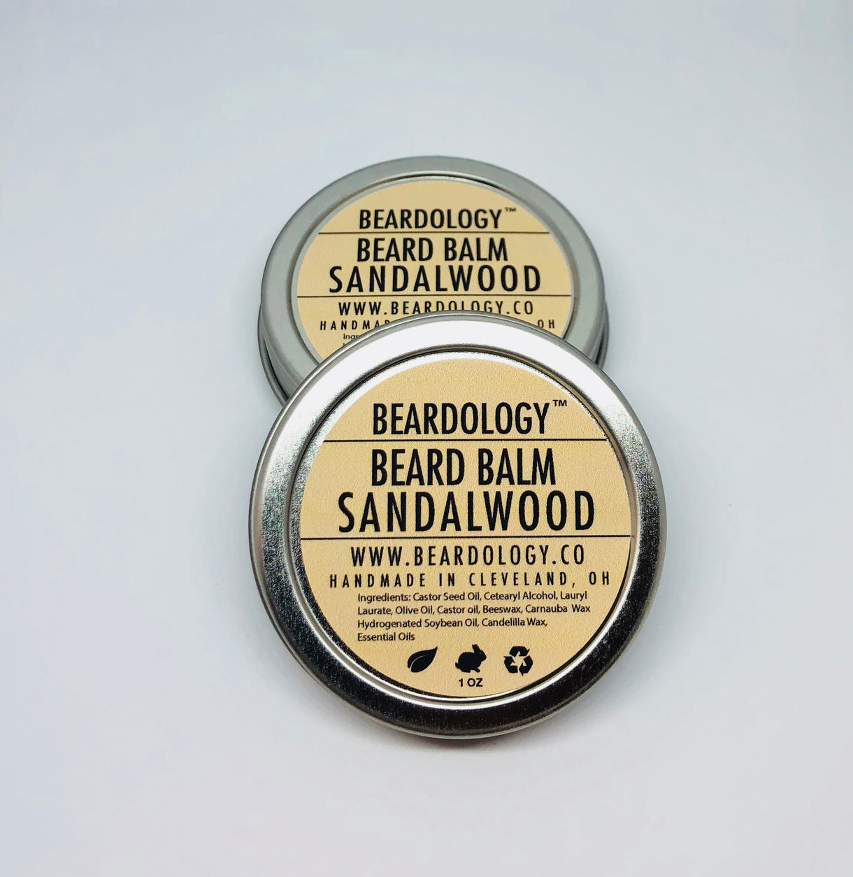 2 Beard Balms - $9 Monthly Subscription