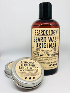 2 Beard Balms and Beard Wash - $15 Monthly Subscription