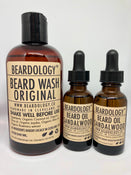 2 Beard Oils and Wash - $15 Monthly Subscription