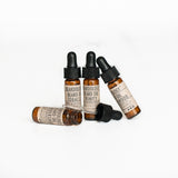 Four Beard Oil Sampler