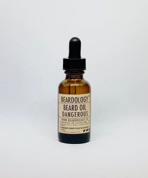 Dangerous Beard Oil