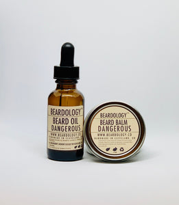 Dangerous - One Ounce Oil and One Ounce Balm Set