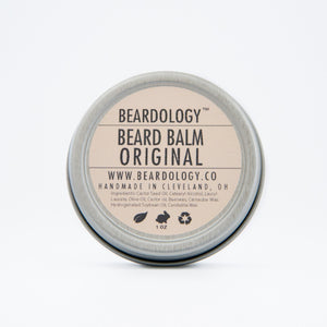 Original (Unscented) Beard Balm