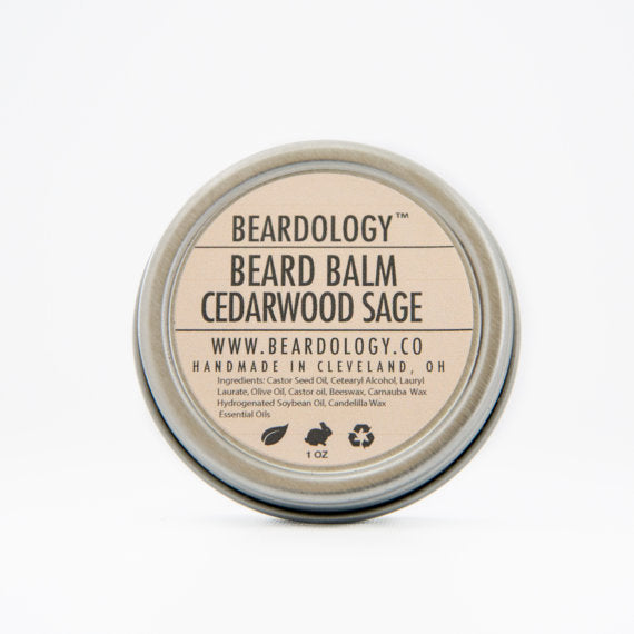 Cedarwood Sage Beard Balm