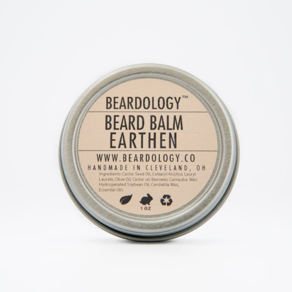 Earthen Beard Balm