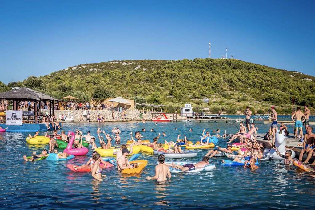 Boardies® party in Croatia with Defected