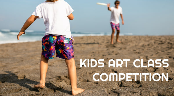 Boardies® Kids Art Class Competition!