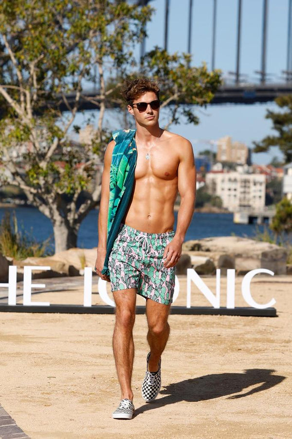 Boardies® in THE ICONIC Swimwear Show in Sydney
