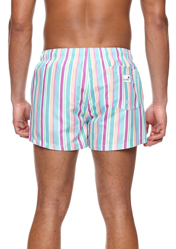 Rock Stripe Shortie