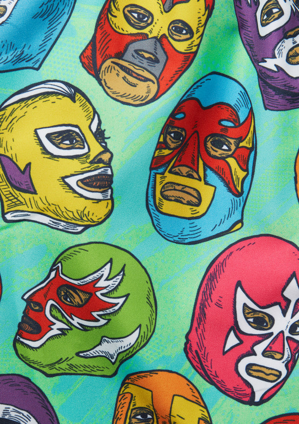Kids Mexican Masks