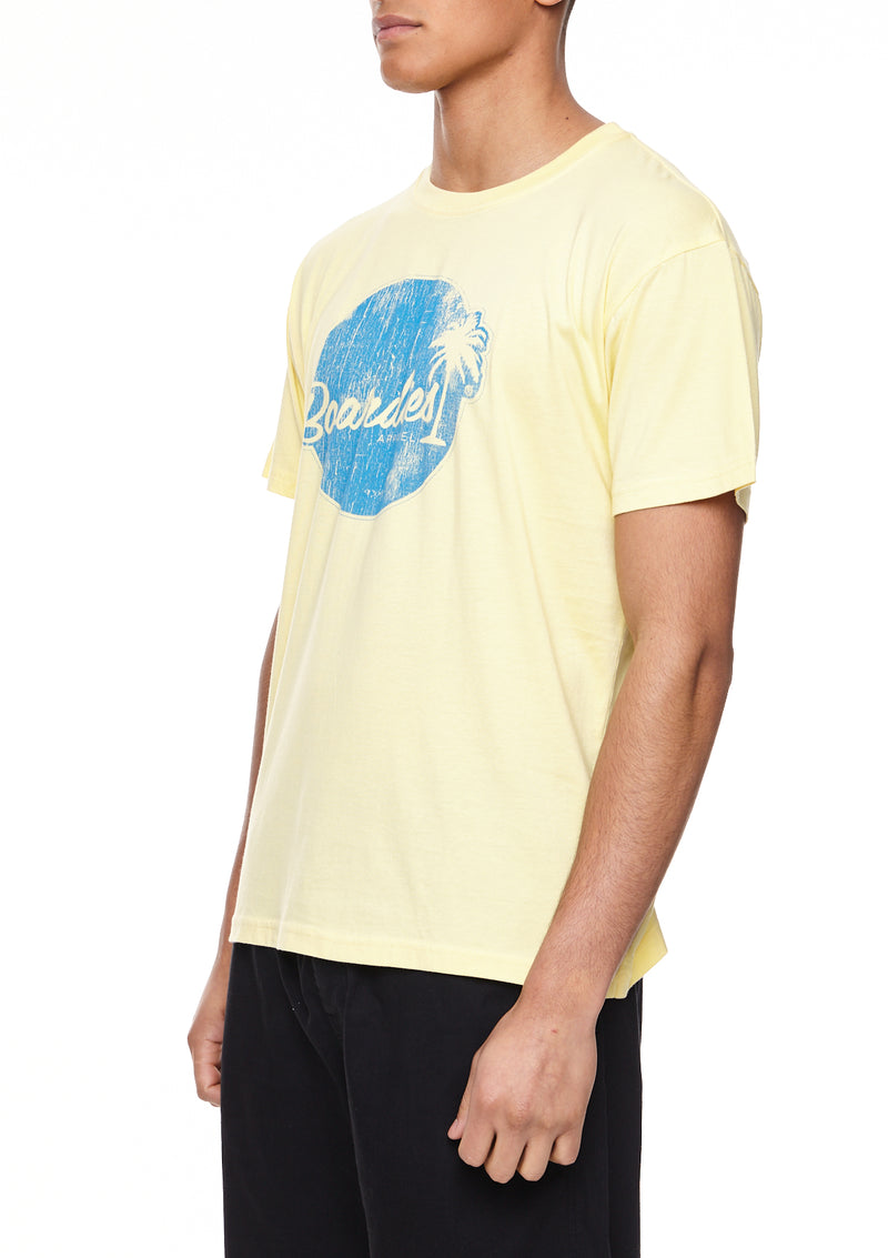 Vintage Logo Yellow T-Shirt