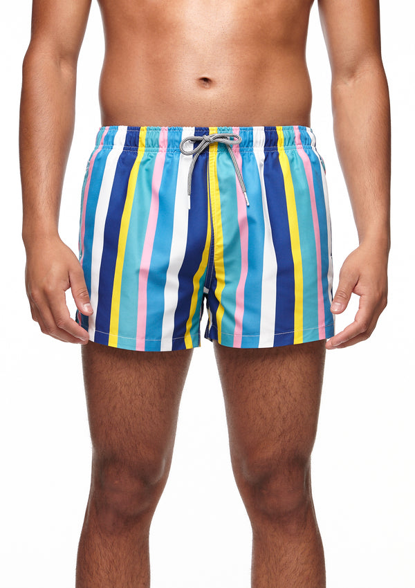Crush Stripe Shortie