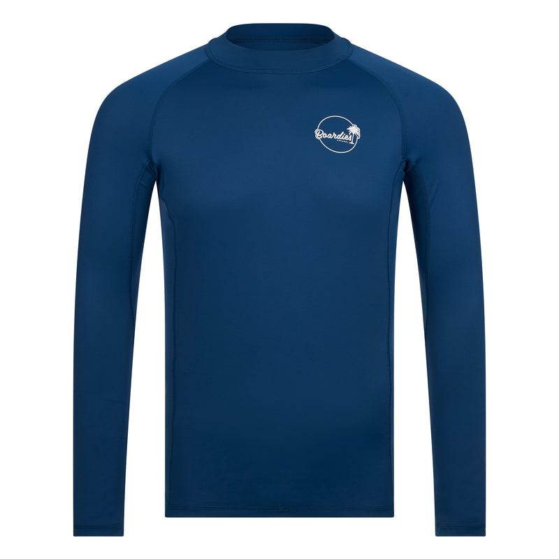 Boardies® L/S Fuse Rash Guard Navy - Boardies®