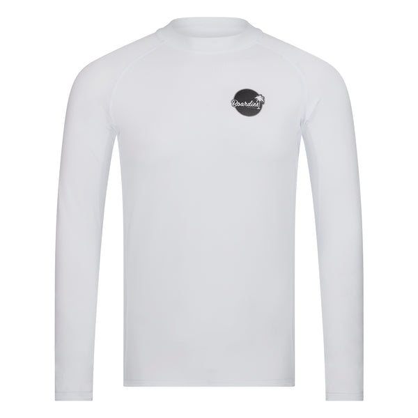 Boardies® L/S Fuse Rash Guard White - Boardies®